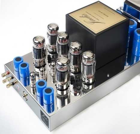 Jadis JA120 : une version légèrement miniaturisée d'un monstre de l'amplification à tubes | ON-TopAudio | Scoop.it