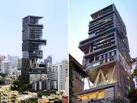 La maison qui valait un milliard ! | Solutions pour l'habitat | Immobilier : insolite | Scoop.it
