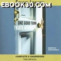 One Good Turn (Audiobook) - pdf epub ebook download rapidshare megaupload   Everything AudioBooks   Scoop.it