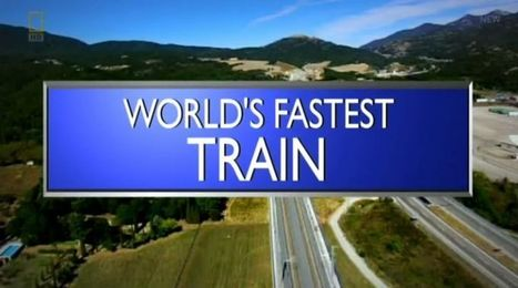 Elon Musk's Hyperloop transport system to transport From San Francisco to Los Angeles in half an hour and Top 10 worlds fastest trains | amazing news | Scoop.it