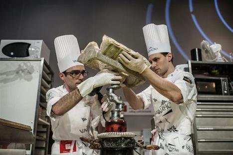 Ain   La France remporte la Coupe du monde de pâtisserie à Lyon   oenologie en pays viennois   Scoop.it