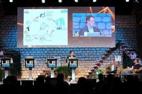 LeWeb'13 : les start-up en compétition pitchent leur projet aux Echos | Répertoire de start-up | Scoop.it