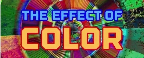 Web Blog / The Effect of Color   PBS Off Book by COLOURlovers :: COLOURlovers   teacher tools for this century   Scoop.it