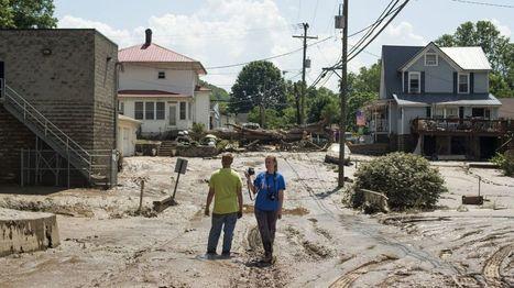 West Virginia deadly floods: Obama declares major disaster - BBC News   Situational Awareness   Scoop.it