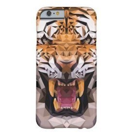 Tiger Geometric Barely There iPhone 6 Case | iPhone Cases | Scoop.it