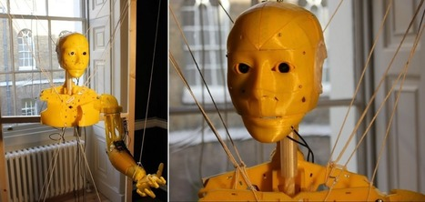 Construction of 3D Printed Robot Avatar Begins  – Allowing Hospitalized Children to Visit the Zoo | FabLab - DIY - 3D printing- Maker | Scoop.it