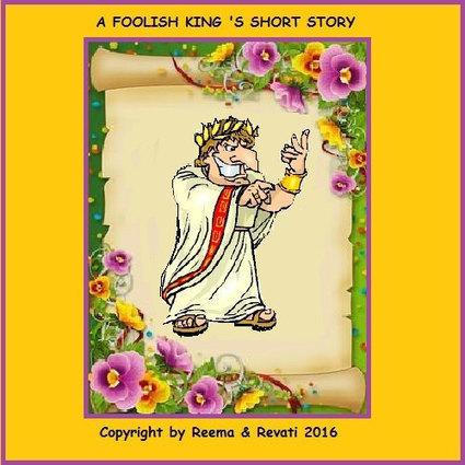 Children's Book - A Foolish King's Short Story | Children's books | Scoop.it