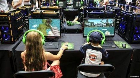 Minecraft used to teach children molecular chemistry - BBC News | Ed Tech Chatter | Scoop.it