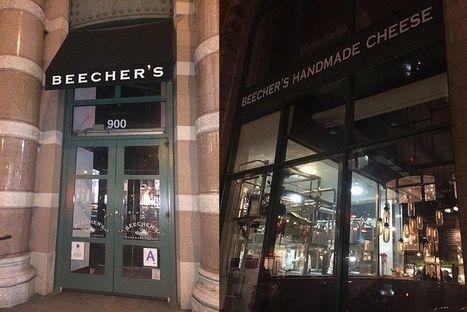 Beecher's : l'incroyable magasin qui fabrique ses fromages au cœur de Manathan | thevoiceofcheese | Scoop.it