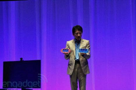 Sony presenta la PlayStation Vita en Cosmic Red y Saphire Blue | Tecnología 2015 | Scoop.it