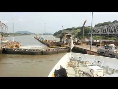 The Panama Canal Time Lapsed in HD | Expand to Global Markets | Scoop.it