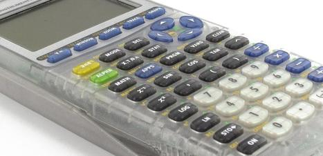Remember Your Old Graphing Calculator? It Still Costs a Fortune — Here's Why - Mic | Educational technology , Erate, Broadband and Connectivity | Scoop.it