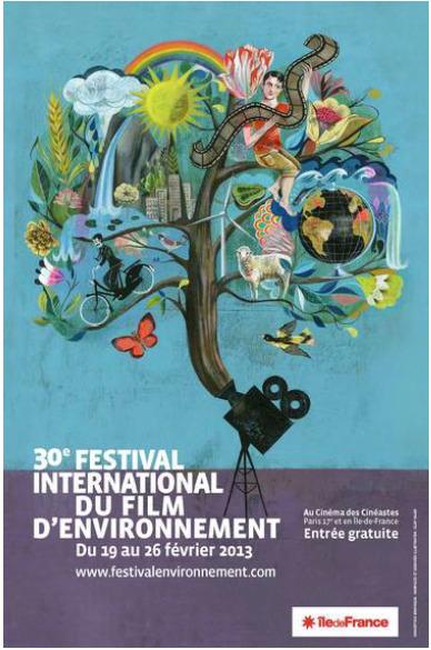 Festival International du Film d'Environnement - Conseil régional d'Île-de-France   Réseau Tela Botanica   Scoop.it