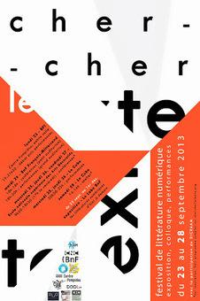 Le Blog du LABO BnF: Expo Les littératures numériques d'hier à demain, du 24.09 au 01.12.2013   CULTURE, HUMANITÉS ET INNOVATION   Scoop.it