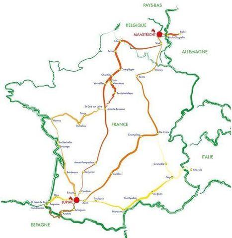 La Route D'Artagnan (France) : un itinéraire équestre qui devrait voir le jour d'ici 2017 | Art-nstuff | Scoop.it
