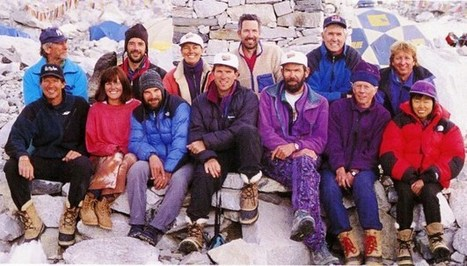 1996's Everest Disaster! (Reliving the Mountain's Greatest Tragedy) | Into Thin Air | Scoop.it