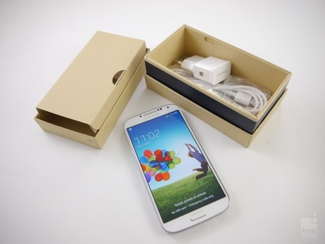 Galaxy S4 Unboxing and Review videos | History of Geeks | Scoop.it