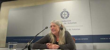 "Mary Beard considera ""fundamental"" el estudio de las Humanidades para formar a la ciudadanía 