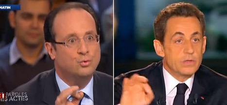 Sarkozy et Hollande : comment leur corps les trahit   TAHITI Le Mag   Scoop.it