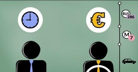 Sharette : et si vous vous rendiez au boulot en covoiturage ? | CoRévolution | Scoop.it