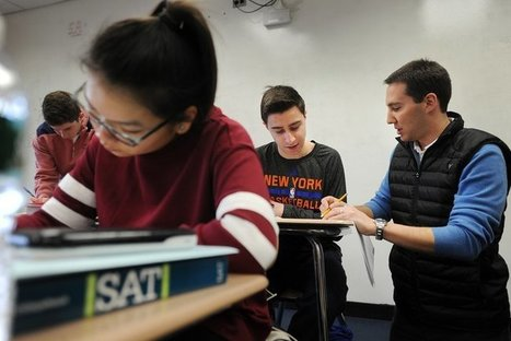 Rejected by Colleges, SAT and ACT Gain High School Acceptance | Common Core Online | Scoop.it