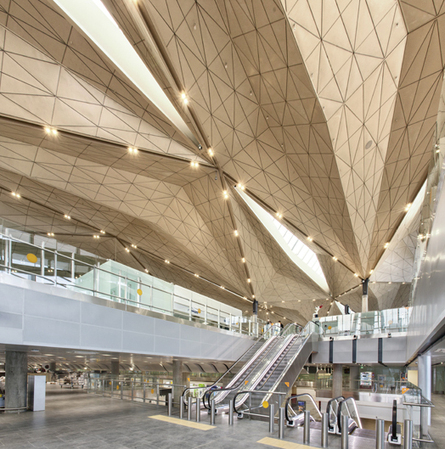 India Art n Design Global Hop : Pulkovo Airport, Russia   Sustainable Architecture   Scoop.it