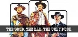 The Good, The Bad, and The Ugly PUSH - Capptain | Mobile analytics and beyond | Scoop.it