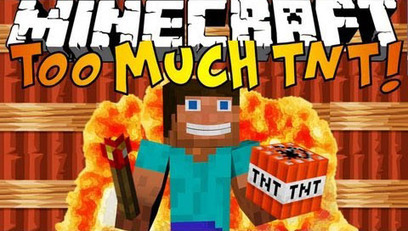Too Much TNT Mod 1.7.2 | LOOl | Scoop.it