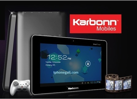 Karbonn Smart Tab 1 Tablet With Dual Core Processor Launched | Tech TRP | Microsoft Surface Tablet with windows 8 Announced | Scoop.it