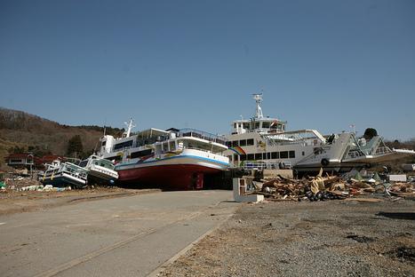 [Photo] Bateaux sur port de Uranohama   Flickr - Photo Sharing!   Japon : séisme, tsunami & conséquences   Scoop.it