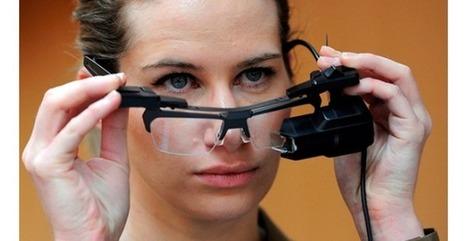 La Universidad Carlos III diseña unas gafas inteligentes para profesores | Salud Visual 2.0 | Scoop.it