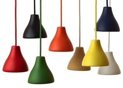 W131 Lamps by Claesson Koivisto Rune for Wästberg - stupidDOPE.com   Swedish design   Scoop.it