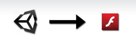 Unity and Flash : a sneak peek. | New Digital Media | Scoop.it