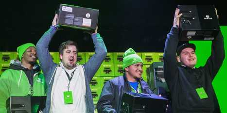 The Xbox One Launch Party In NYC Was Every Gamer's Dream | Digital-News on Scoop.it today | Scoop.it