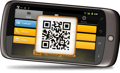 Quiry.me : Social QR Code Generator for Android | QRdressCode | Scoop.it