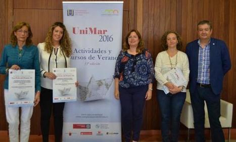 La Universidad del Mar 'abre' campamento en San Pedro   La Universidad de Murcia en la Red   Scoop.it
