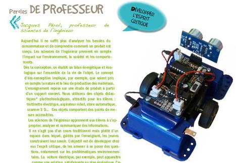 ONISEP - Les enseignements d'exploration de 2de en Auvergne | lorientationaucollègeetaulycée | Scoop.it
