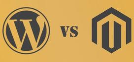 WordPress vs. Magento : Which Ecommerce Platform is Better For Your Website? | Open Source CMS Development | Scoop.it