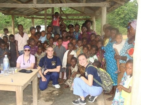 "Katharine Powell Volunteer in Kpando, Ghana Africa | Volunteers Abroad Reviews and Feedbacks | ""Environmental, Climate, Global warming, Oil, Trash, recycling, Green, Energy"" 