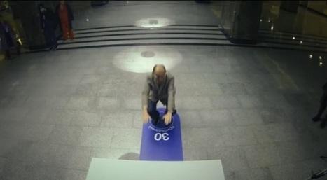 Un ticket de métro gratuit contre 30 flections | Health promotion. Social marketing | Scoop.it