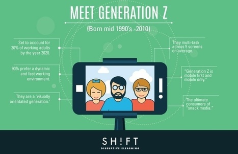 They're Coming: Everything You Need To Know About Training Gen-Z Employees | Weiterbildung | Scoop.it