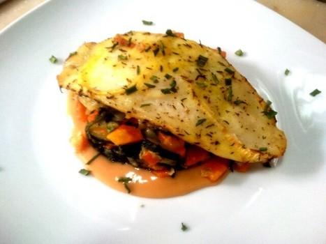 Roasted Catfish Fillet | À Catanada na Cozinha Magazine | Scoop.it