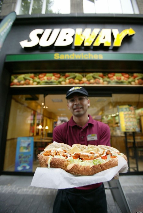 Study: McDonald's And Subway Are Equally Bad For Teens | CulturalStudiesinEducation | Scoop.it