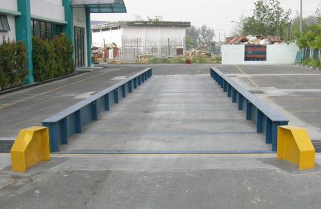 RCC weighbridge manufacturer, unattended, portable weighbridge exporter, movable, India, Africa   Eagle Scale Manufacturing Works   Scoop.it