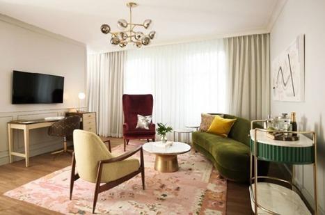Cet acteur du mobilier qui se lance dans l'hôtellerie | Aménagement des espaces de vie | Scoop.it