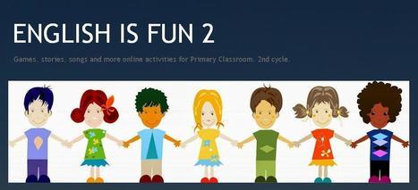 ENGLISH IS FUN 2   Blogs in the English Classroom   Scoop.it