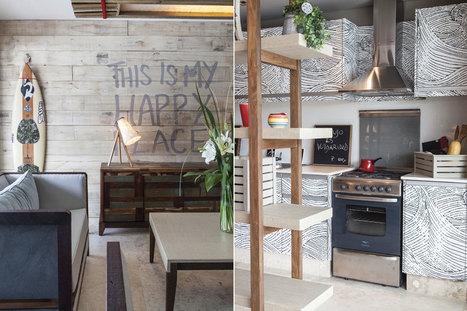 Un hogar inspirado en la naturaleza y la calma - ESPACIO LIVING | Arquitectura Life Style | Scoop.it