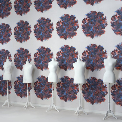 Maison Martin Margiela launches first wallpaper collections for Omexco | Beauty Enhancers | Scoop.it