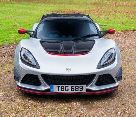 Lotus Exige Sport 380 leaves its siblings in the dust   The Automotive View   Scoop.it