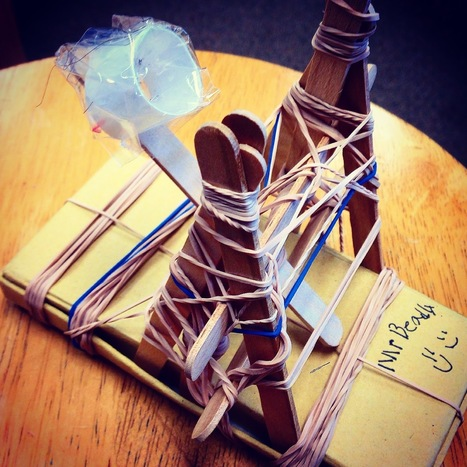 Cutting Edge-ucation: Dissecting The Un-Makerspace: Recycled Learning | Education | Scoop.it